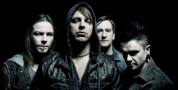 Bullet For My Valentine 2013 Promo Photo