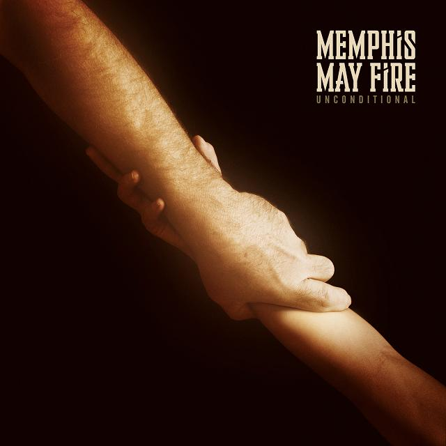 Memphis May Fire Unconditional Album Cover