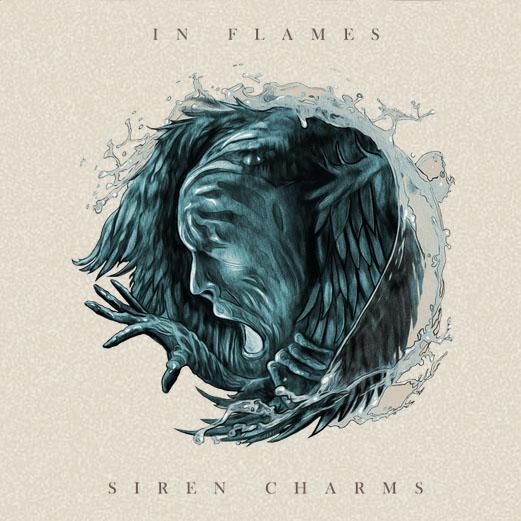 In Flames Siren Charms Album Artwork