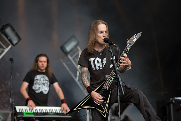 Children Of Bodom 2, Bloodstock Open Air 2014 by Tess Donohoe