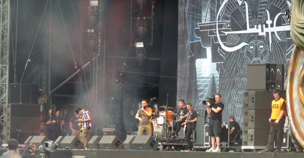 Clutch Download Festival 2015
