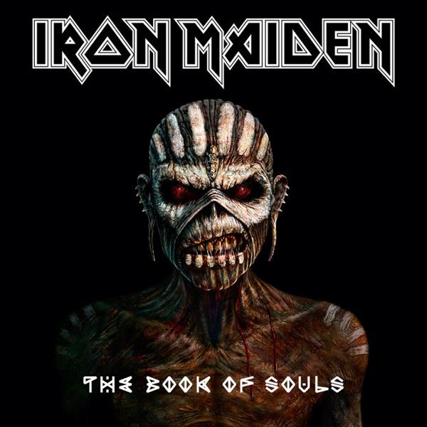 Iron Maiden The Book Of Souls Album Artwork