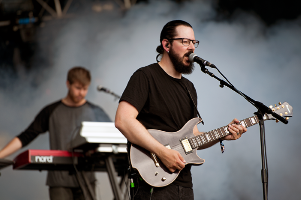 Ihsahn Bloodstock Open Air Festival 2015