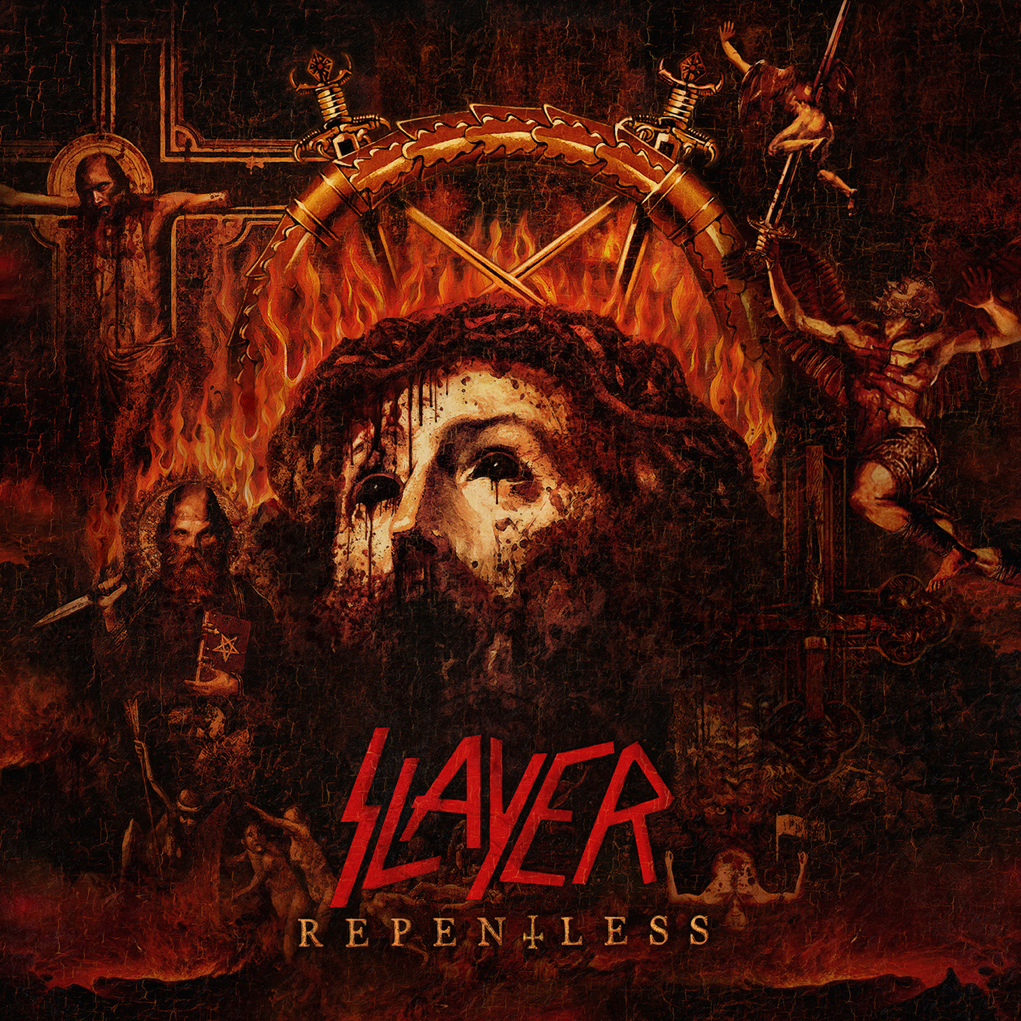 Slayer - 'Repentless'