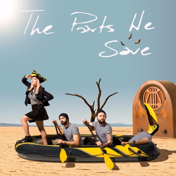 Heel - The Parts We Save Album Cover Artwork