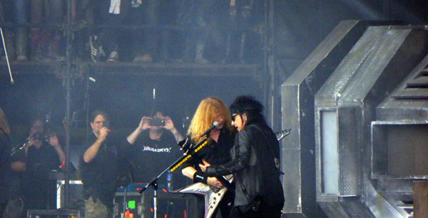 Download 2016 Megadeth Dave Mustaine Nikki Sixx