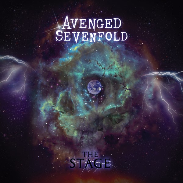 Avenged Sevenfold The Stage Album Artwork