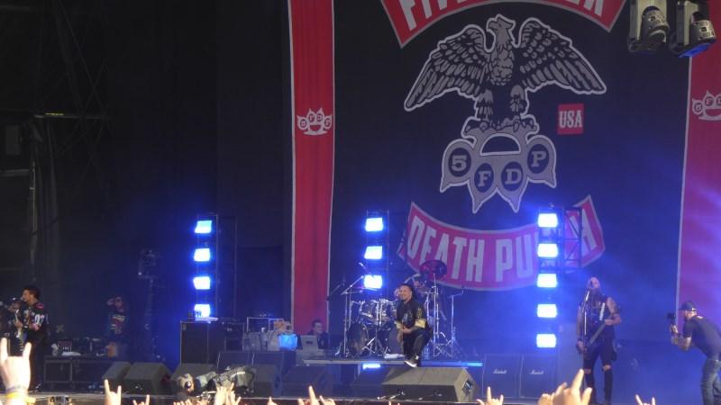Five Finger Death Punch Download Festival 2017