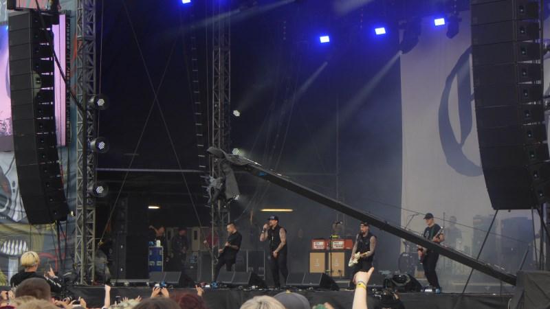 Good Charlotte Download Festival 2017