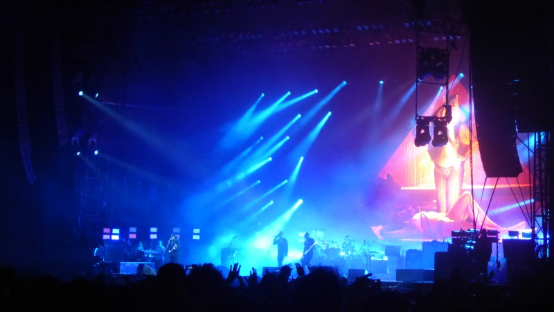 System Of A Down Download Festival 2017