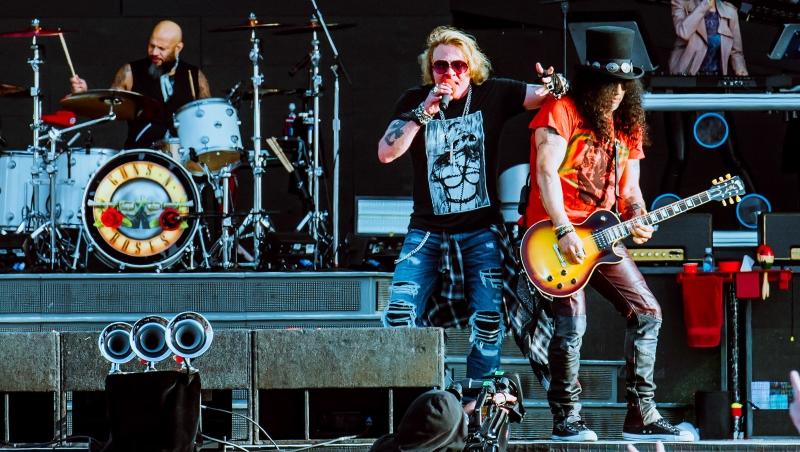 Guns N Roses Download Festival 2018 Sarah Koury