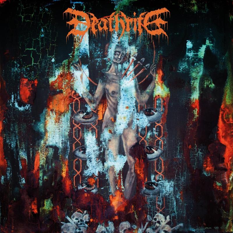 Deathrite - Nightmares Reign Album Cover