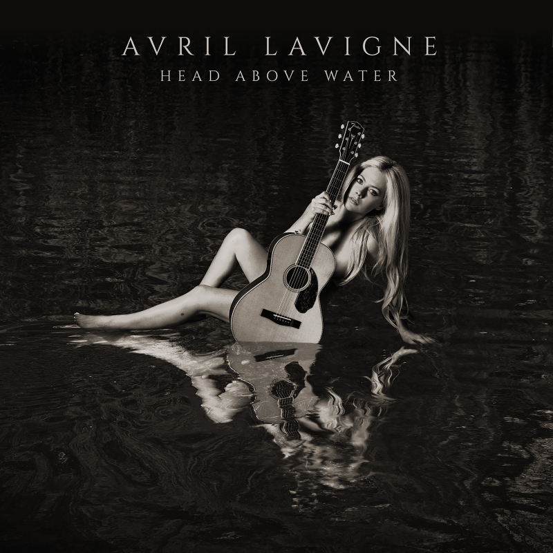 Avril Lavigne Head Above Water Album Art Cover