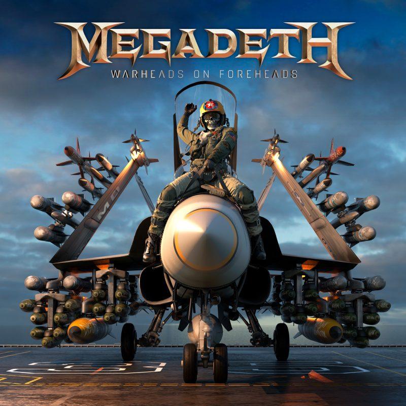 Megadeth Warheads On Foreheads Album Cover Artwork