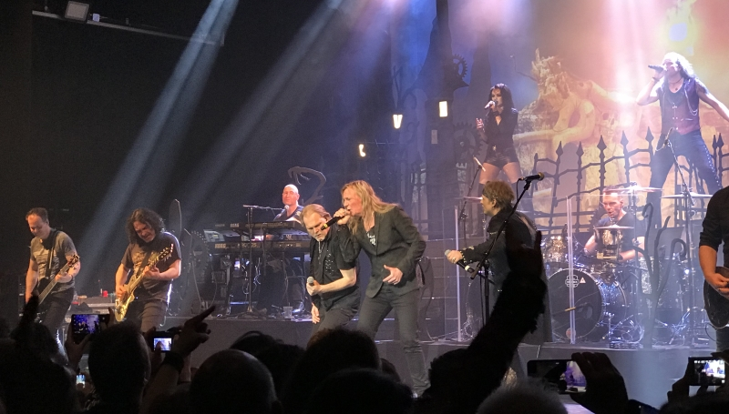 Avantasia London Kentish Town Forum 17th April - 2