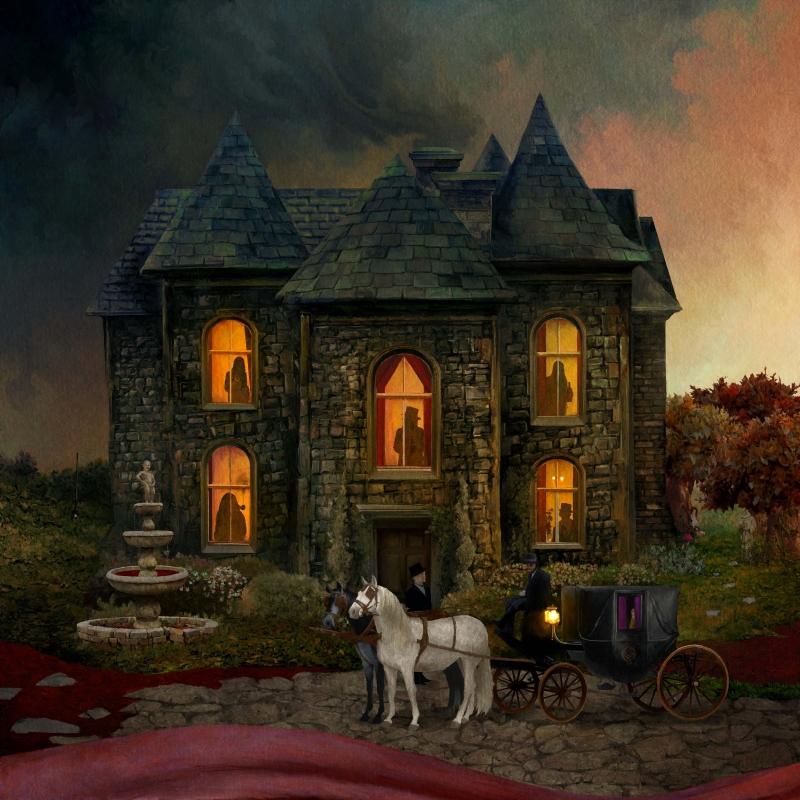 Opeth - In Cauda Venenum Album cover smr