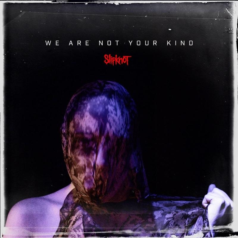 Slipknot - We Are Not Your Kind Album Artwork