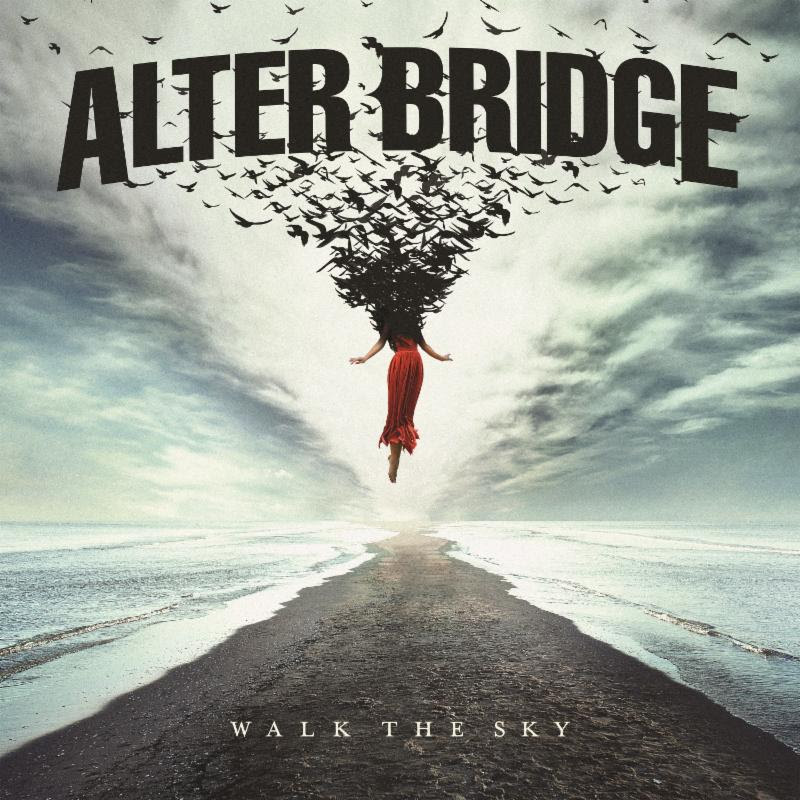 Alter Bridge Walk The Sky Album Cover