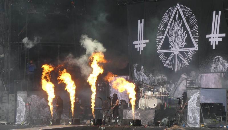 Behemoth Download Festival 2019