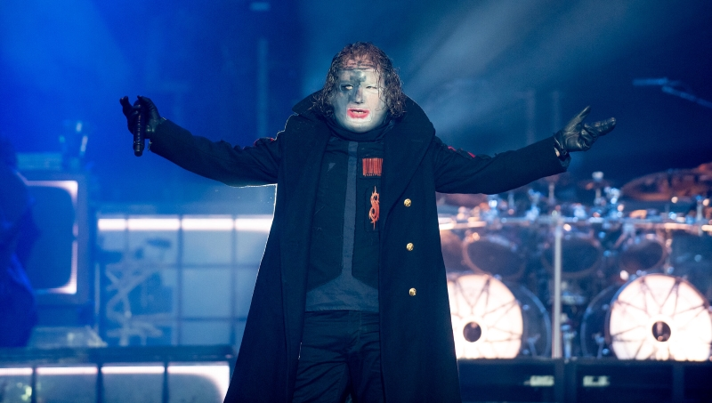 Slipknot Download Festival 2019 Matt Higgs