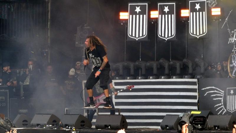 Lamb Of God Download Festival 2019